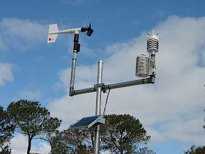 Unidata Weather Station